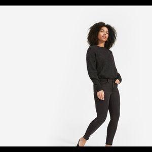 Everlane women's mid-rise skinny jean